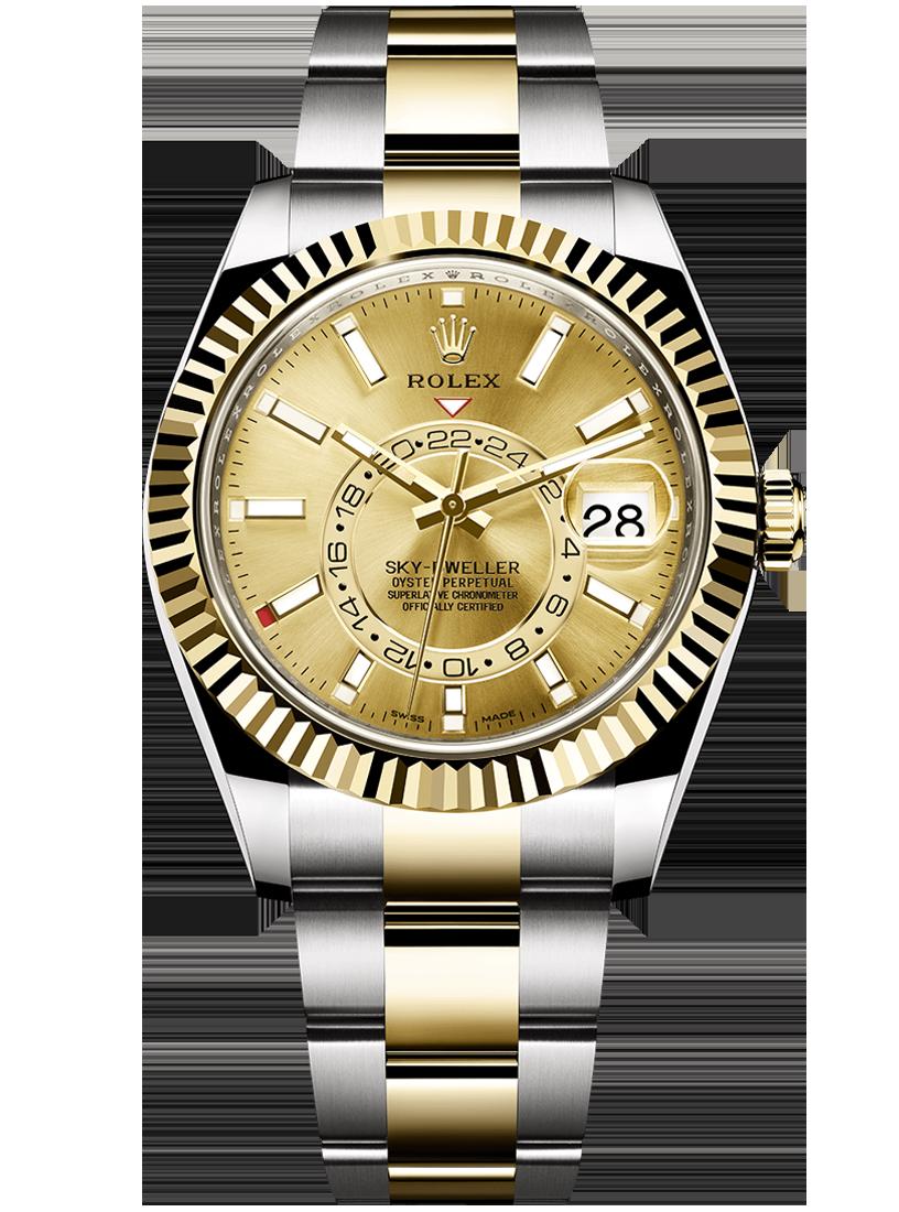Armband och klockor